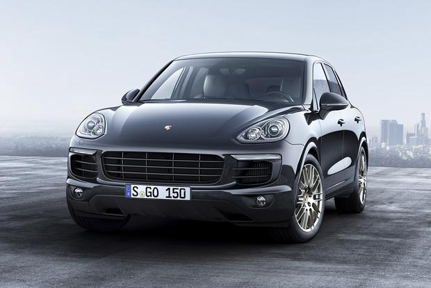 2017 Porsche Cayenne: New Car Review featured image large thumb0