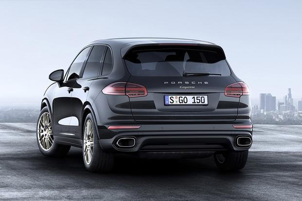 2017 Porsche Cayenne: New Car Review featured image large thumb2