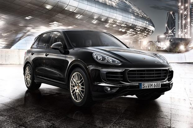 2018 Porsche Cayenne: New Car Review featured image large thumb0