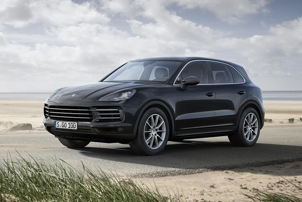 2019 Porsche Cayenne: First Look and Details featured image large thumb0