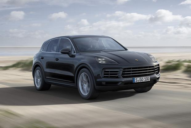 2019 Porsche Cayenne: First Look and Details featured image large thumb1
