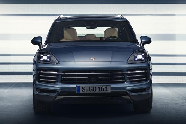 2019 Porsche Cayenne: First Look and Details featured image large thumb3