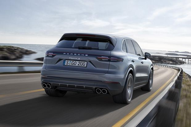 2019 Porsche Cayenne: First Look and Details featured image large thumb4