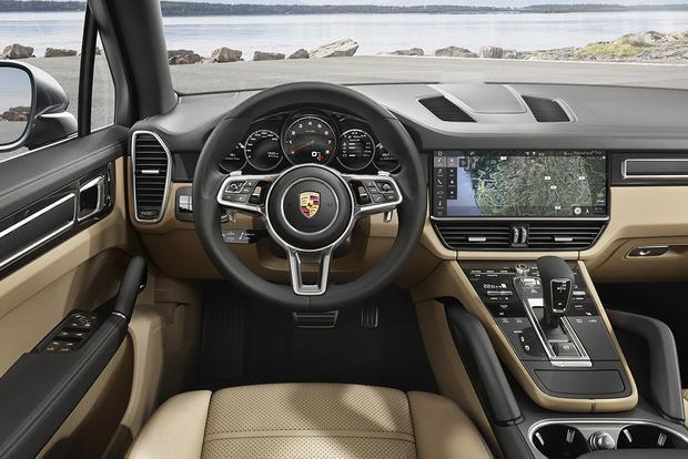 2019 Porsche Cayenne: First Look and Details featured image large thumb6