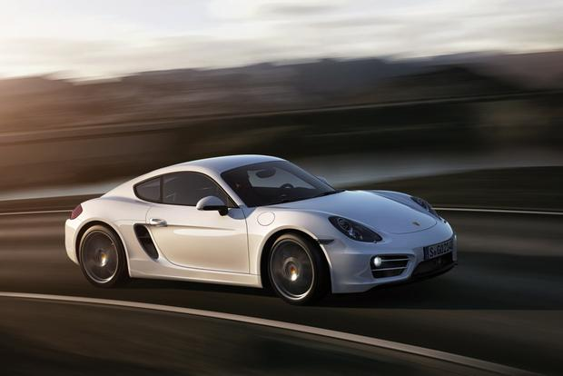2014 Porsche Cayman: New Car Review featured image large thumb0