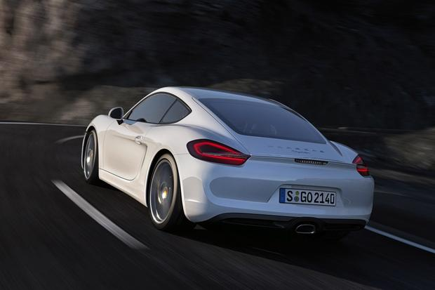 2014 Porsche Cayman: New Car Review featured image large thumb1