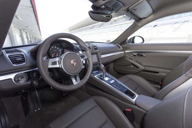 2014 Porsche Cayman: New Car Review featured image large thumb2