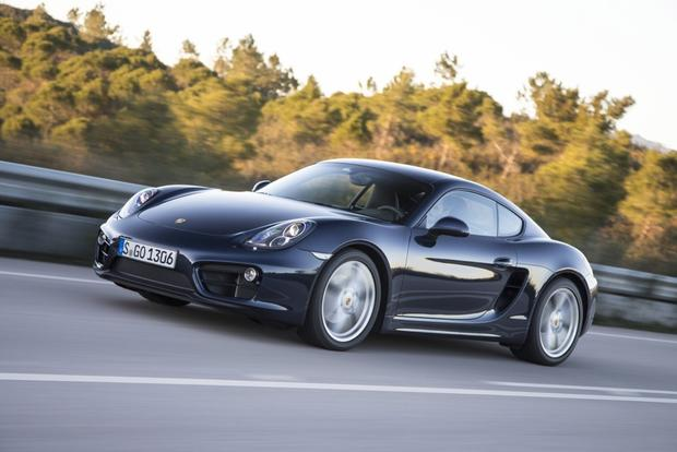 2014 Porsche Cayman: New Car Review featured image large thumb4