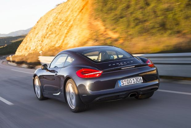 2014 Porsche Cayman: New Car Review featured image large thumb5