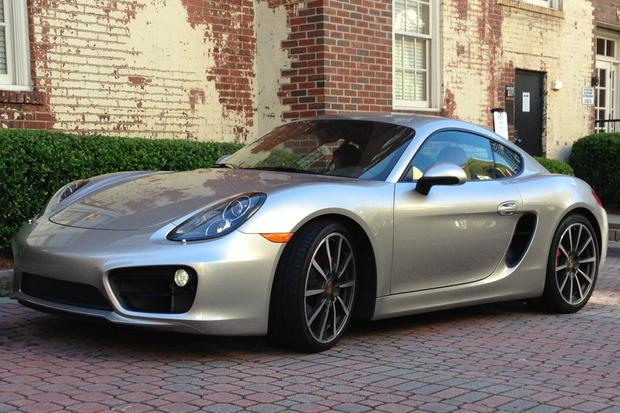 2014 Porsche Cayman S Real World Review Autotrader