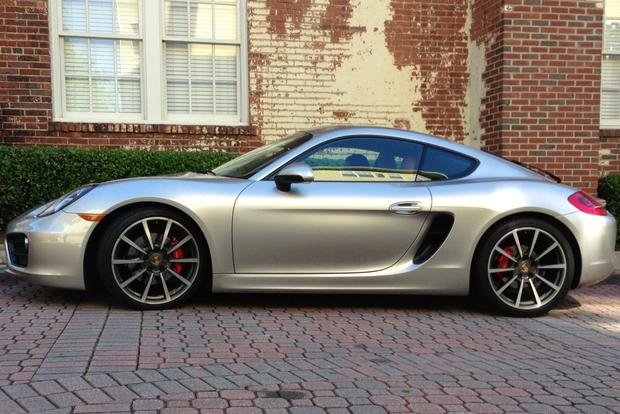 2014 Porsche Cayman S: Real World Review - Autotrader