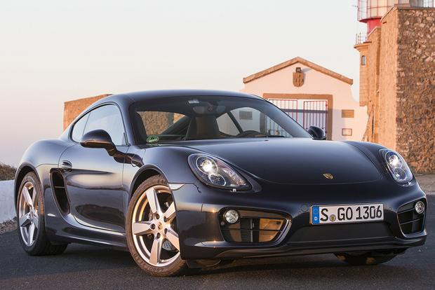2015 Porsche Cayman: New Car Review featured image large thumb0
