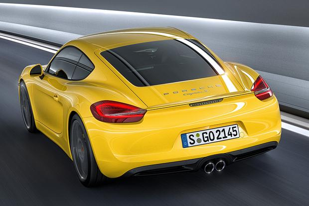 2015 Porsche Cayman: New Car Review featured image large thumb2