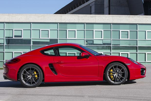 2015 Porsche Cayman: New Car Review featured image large thumb3