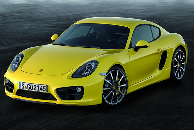 2015 Porsche Cayman: New Car Review featured image large thumb5
