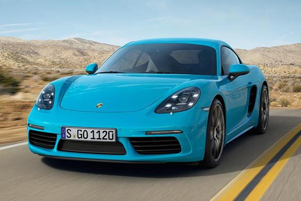 2017 Porsche 718 Cayman vs. 2017 Jaguar F-Type: Which Is Better? featured image large thumb11