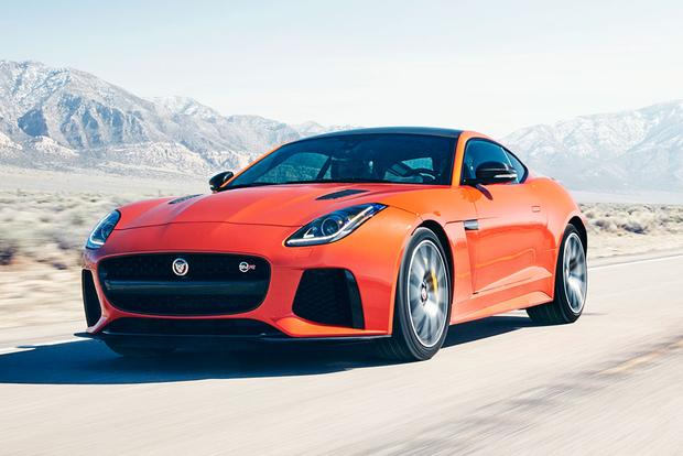 2017 porsche 718 cayman vs 2017 jaguar f type which is better