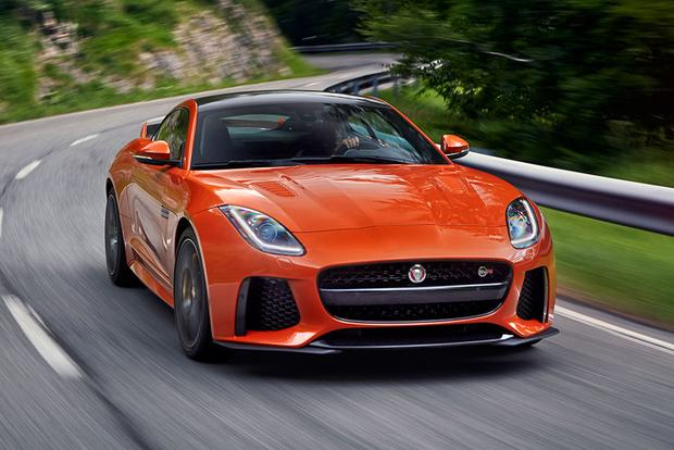 2017 Porsche 718 Cayman vs. 2017 Jaguar F-Type: Which Is Better? featured image large thumb2