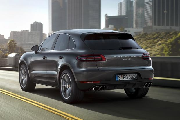 2015 Porsche Macan: New Car Review featured image large thumb0