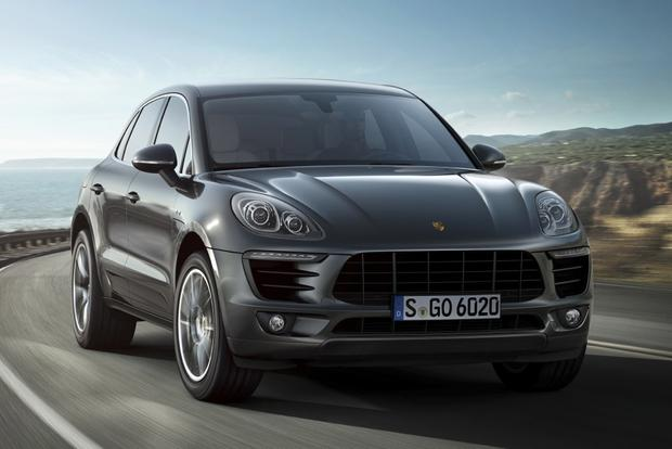 2015 Porsche Macan: New Car Review featured image large thumb1