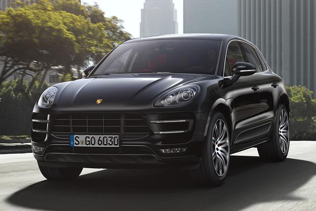 2015 Porsche Cayenne vs. 2015 Porsche Macan: What's the Difference ...