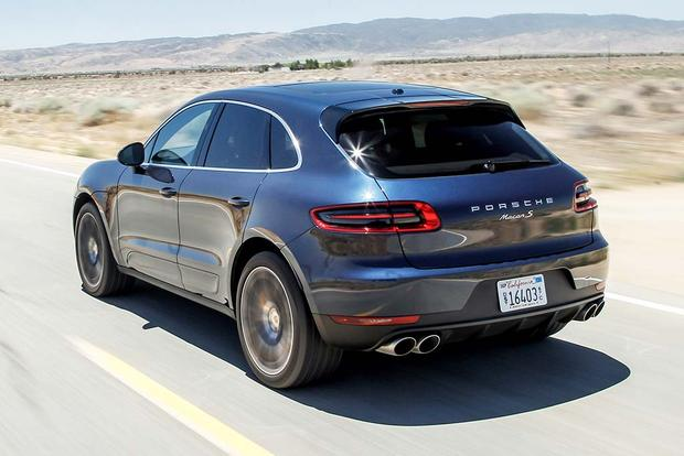 2016 Porsche Macan: New Car Review featured image large thumb1