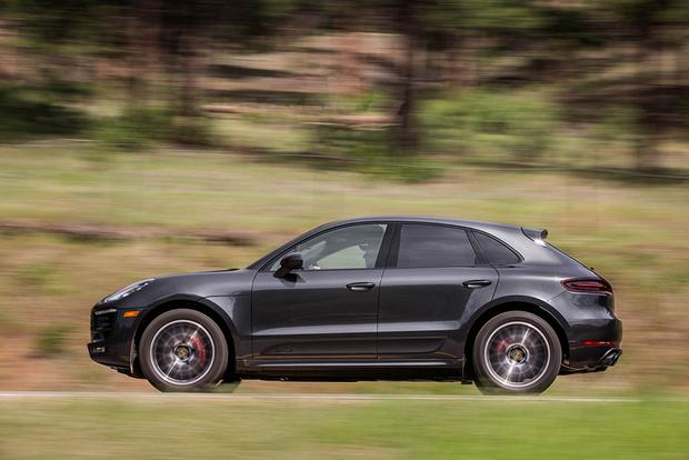 2017 Porsche Macan: New Car Review featured image large thumb2