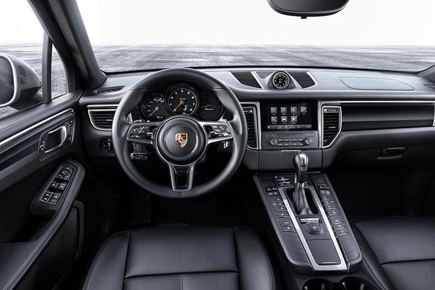 2018 Porsche Macan: New Car Review featured image large thumb4