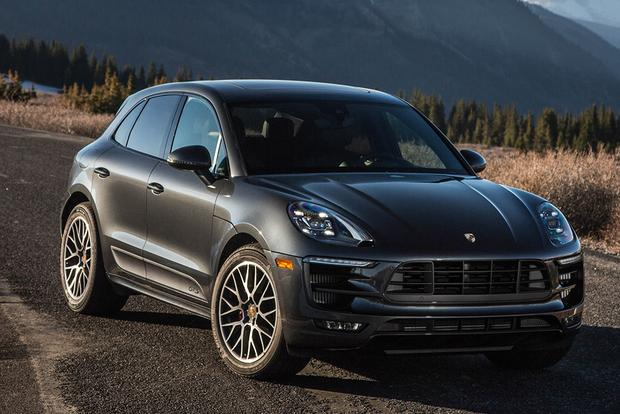 2018 Porsche Macan: New Car Review featured image large thumb0
