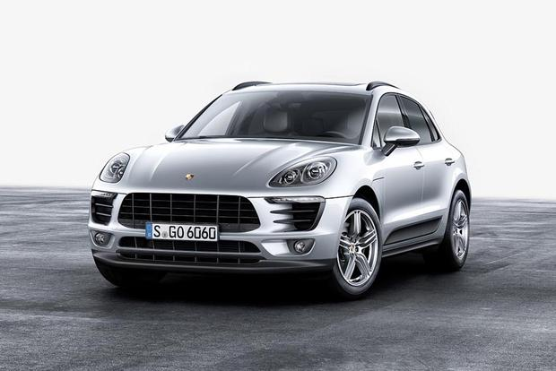2018 Porsche Macan: New Car Review featured image large thumb1