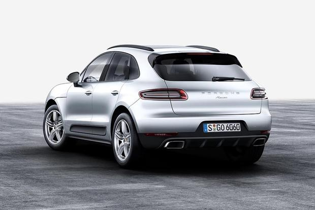 2018 Porsche Macan: New Car Review featured image large thumb2