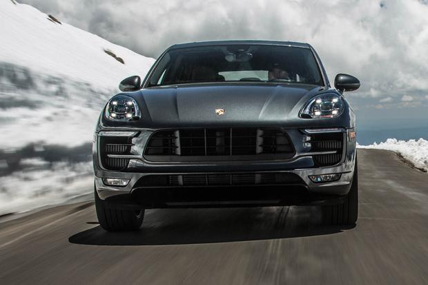 2018 Porsche Macan New Car Review Autotrader