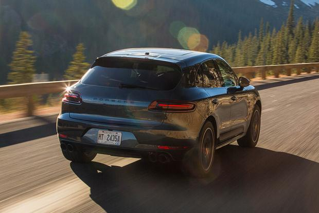 2018 Porsche Macan: New Car Review featured image large thumb5