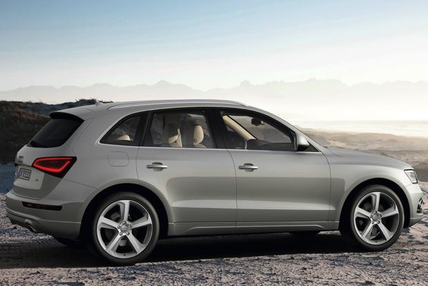 Difference In Audi Q5 2014 And 2016 Autos Post