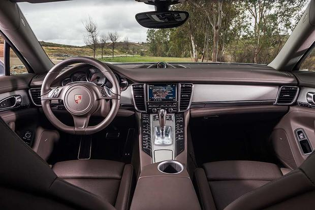 2016 Porsche Panamera: New Car Review featured image large thumb5