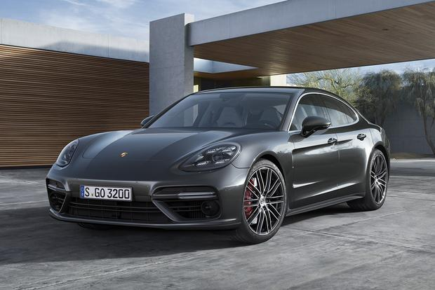2017 Porsche Panamera: New Car Review featured image large thumb0