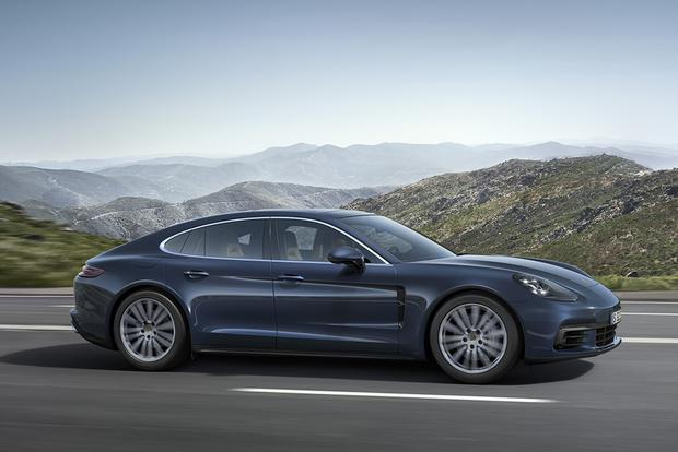 2017 Porsche Panamera: New Car Review featured image large thumb2