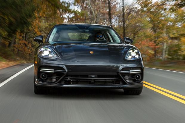 2017 Porsche Panamera: New Car Review featured image large thumb5