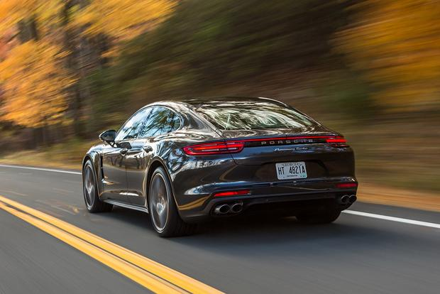 2017 Porsche Panamera: New Car Review featured image large thumb6