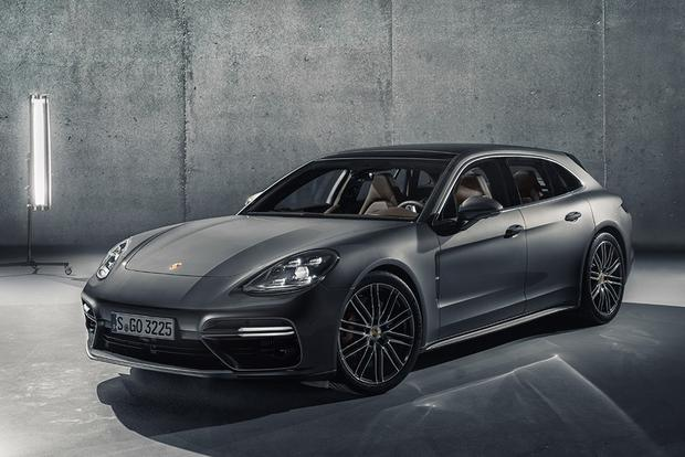 2018 Porsche Panamera: New Car Review featured image large thumb0