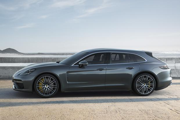 2018 Porsche Panamera: New Car Review featured image large thumb3