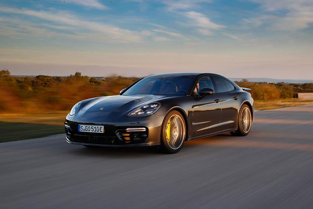 2018 Porsche Panamera E-Hybrid: First Drive Review featured image large thumb0