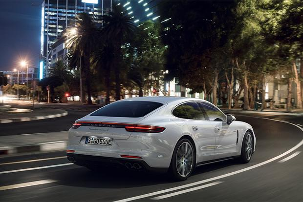 2018 Porsche Panamera: New Car Review featured image large thumb8