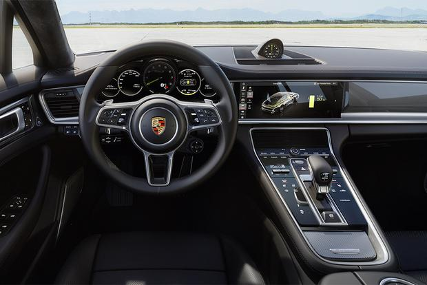 2018 Porsche Panamera: New Car Review featured image large thumb5