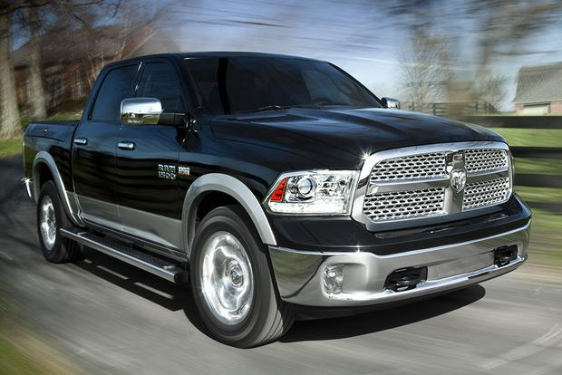 Cars Under 1500: 2013 Ram 1500: Used Car Review