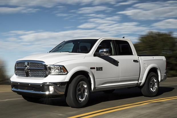 2014 Ram 1500 vs. 2014 GMC Sierra: Which Is Better? - Autotrader