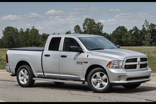 2017 Dodge Ram >> 2017 Ram 1500 New Car Review Autotrader