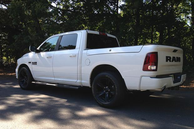 Ram 1500 Night Edition Real World Review Autotrader