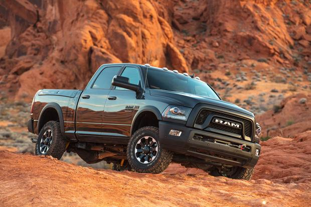 2017 RAM Power Wagon: First Drive Review