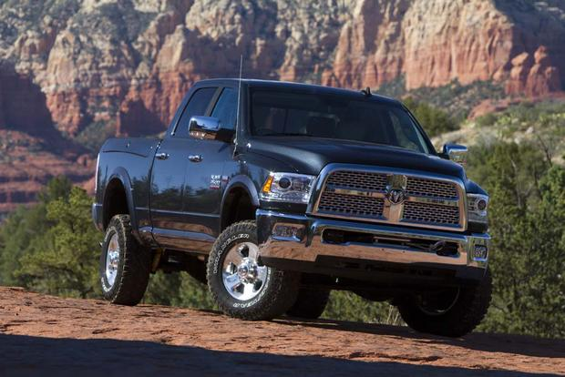 2017 RAM 2500: New Car Review